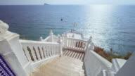 Mediterranean Balcony in Benidorm, Alicante - Time lapse