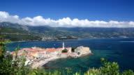 Mediterranean site: Budva, Montenegro