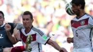 mejores imagenes de la vigesimotercera jornada del Mundial de futbol de Brasil 2014 de los fotógrafos de