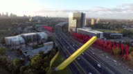 Melbourne City Link Expressway, Toll Road.