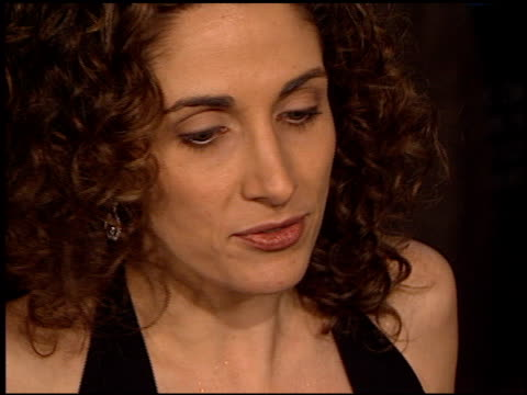 Melina Kanakaredes at the 'Fifteen Minutes' Premiere on March 1 2001