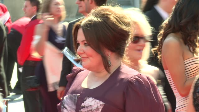 Melissa McCarthy at 2012 Creative Arts Emmy Awards Arrivals on 9/15/2012 in Los Angeles CA