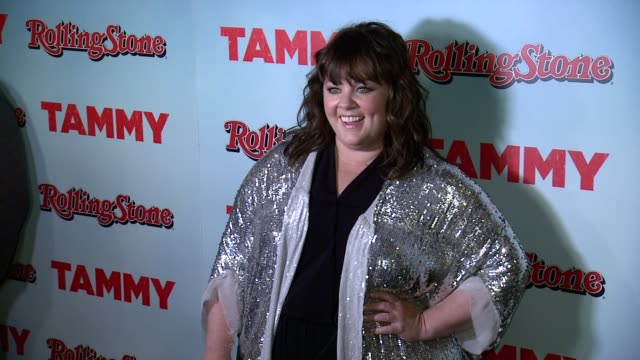 Melissa McCarthy at Landmark Sunshine Cinema on June 26 2014 in New York City