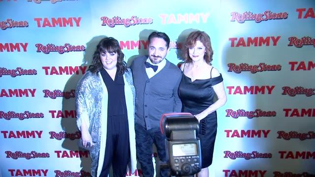 Melissa McCarthy Ben Falcone and Susan Sarandon at Landmark Sunshine Cinema on June 26 2014 in New York City