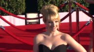 Melissa Rauch at 18th Annual Screen Actors Guild Awards Arrivals on 1/29/2012 in Los Angeles CA