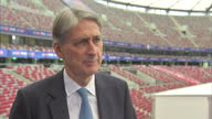 NATO members met in Warsaw for the 2016 NATO Summit Interview with Philip Hammond MP British Foreign Secretary who responds to questions regarding...