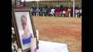 A memorial service is held in Kenya for pupils who died in a fire that left nine dead when it swept through a Nairobi school dormitory