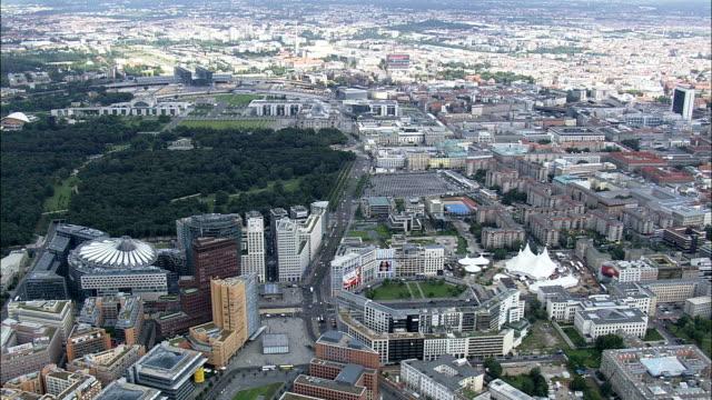 Memorial To the Murdered Jews Of Europe  - Aerial View - Berlin,  Berlin,  Stadt,  Germany