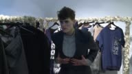 Menswear or womenswear who cares Genderless fashion is the buzzword for many of todays top designers highlighted at London Fashion Week by a string...