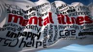 Mental Illness Flag
