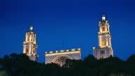 TIME LAPE: Merida Cathedral, Mexiko