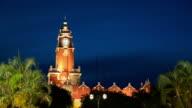 TIME LAPSE: Merida Town Hall, Mexico