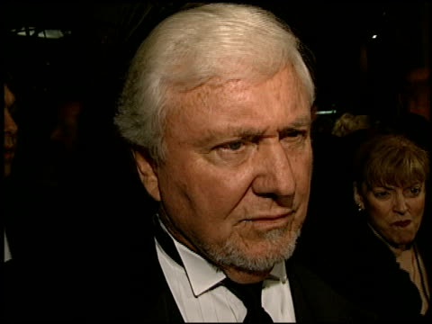 Merv Griffin at the Carousel of Hope Ball at the Beverly Hilton in Beverly Hills California on October 28 2000