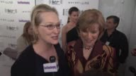 Meryl Streep and Joan Wages president of the National Women's History Museum talks about how important the Museum is and what the public can do to...