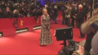 Meryl Streep at 'Hail Caesar' Opening Ceremony Red Carpet 66th Berlin International Film Festival at Berlinale Palast on February 11 2016 in Berlin...