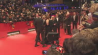 Meryl Streep Brigitte Lacombe Clive Owen Małgorzata Szumowska Alba Rohrwacher at 'Hail Caesar' Opening Ceremony Red Carpet 66th Berlin International...