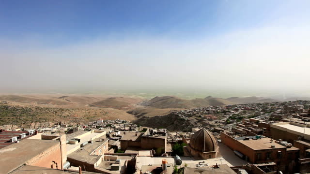 HD: Mesopotamia Plain, Mardin, TURKEY