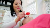Mesotherapy, anti ageing treatment