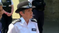 Met Police Commissioner Cressida Dick confirming the Finsbury Park was a deliberate attack on Muslims and that it will be treated as a terrorist...