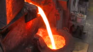 Metall Köder auswerfen