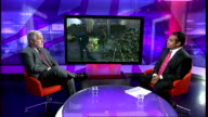 Calls to ban cash transactions in metal dealing ENGLAND London GIR INT Ian Hetherington interview SOT