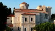 Metamorphosis kerk, Pythagoreio, Samos eiland, Griekenland