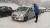 Meteo France the countrys national meteorological service has put parts of the northeast and northern Alps on alert for snow and ice until at least...