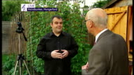 Meteor shower due to appear in skies over Britain West interview SOT