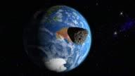 Meteoroid heading for Australia