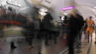 T/L LA Metro stop Pushkinskaya
