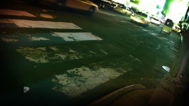 NYC Metro Times Square Traffic