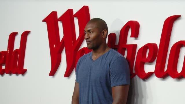 Metta World Peace at Westfield Century City Reopening Celebration in Los Angeles CA