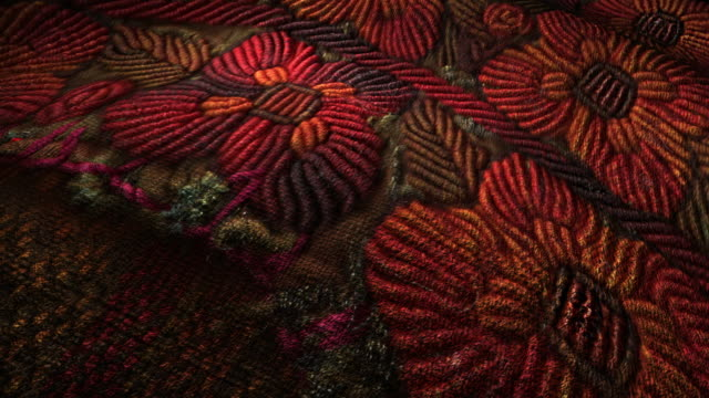 Mexican Fabric texture