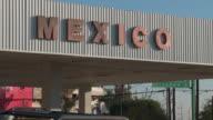 WS Mexico border crossing