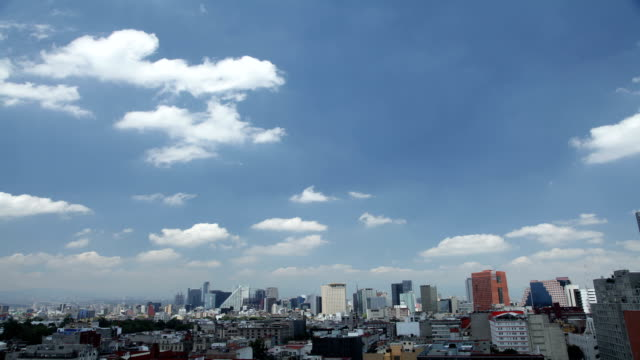 Mexico City TimeLapse