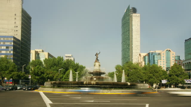 The background information of the mexico city