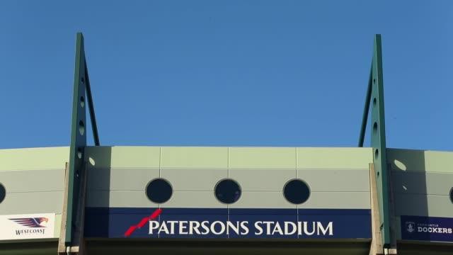 Mi Shot Patersons Stadium signage