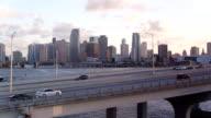 Miami Beach Car Bridge Chase