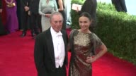 Michael Bloomberg and Georgina Bloomberg at 'China Through The Looking Glass' Costume Institute Benefit Gala Arrivals at Metropolitan Museum of Art...