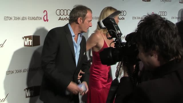 Michael Bolton and Nicollette Sheridan at the 14th Annual Elton John AIDS Foundation Oscar Party Cohosted by Audi Chopard and VH1 at the Pacific...