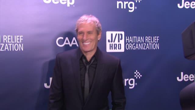 Michael Bolton at 4th Annual Sean Penn Friends HELP HAITI HOME Gala Benefiting J/P Haitian Relief Organization in Los Angeles CA