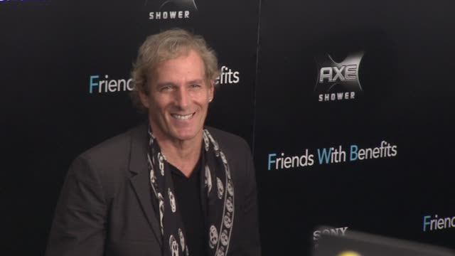 Michael Bolton at the 'Friends With Benefits' New York Premiere Arrivals at New York NY