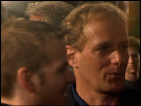 Michael Bolton at the 'Space Cowboys' Premiere on August 1 2000