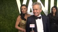 INTERVIEW Michael Douglas and Catherine ZetaJones at The 2013 Vanity Fair Oscar Party Hosted By Graydon Carter INTERVIEW Michael Douglas and...