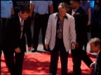 Michael Douglas at the Dedication of Michael Douglas's Footprints at Grauman's Chinese Theatre in Hollywood California on September 10 1997