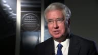 London Westminster INT Michael Fallon MP interview SOT on Brexit / on securing relationship with Poland / on increase in UK troop numbers in Poland /...