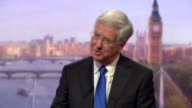 Michael Fallon saying 'we want to improve the offer we make to our servicemen and women to attract the best of each generation to join'