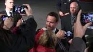 Michael Fassbender arriving to the Palm Springs International Film Festival Film Festival Awards Gala in Palm Springs in Celebrity Sightings in Los...