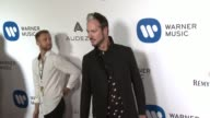 Michael Fitzpatrick at Warner Music Group Grammy Party in Los Angeles CA