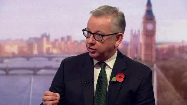 Michael Gove criticising the Iranian judiciary system for potentially increasing the jail sentence of Nazanin Zaghari Ratcliffe because of comments...